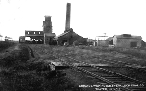 ChicagoWilmingtonVermillionCoalThayerIL