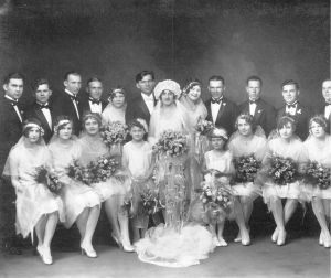 Alane.1927 wedding photo