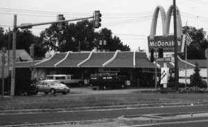 McDonald's 2849 S 6th after eat-in space was added