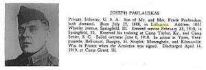 Paulauskas Joseph.SDirectory