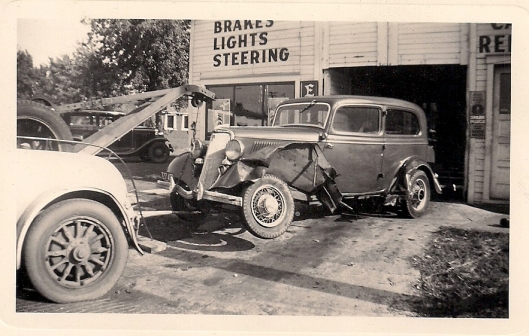 Champion Garage, 1939