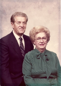 Joe, Sr. and Sylvia (Petrokas) Chepulis