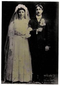 Mary Eva & Carl Chepulis wedding, St. Vincent de Paul's Church