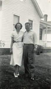 James and Loretta (Gietl) Gedman, 1950s