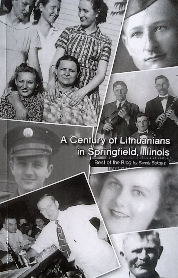 Lithuanians In Springfield Illinois