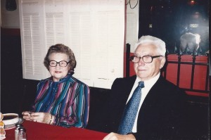 Immigrants Stephanie and Walter Abramikas, circa 1985.