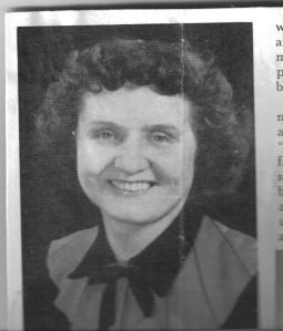 Ann (Tisckos) Wisnosky, homemaker, writer, contest winner