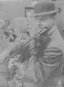 Joey Mack in 1981 Peoria Journal-Star photo