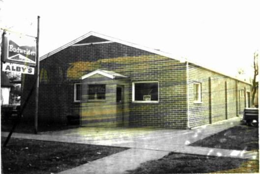 Alby's Tavern, 1963
