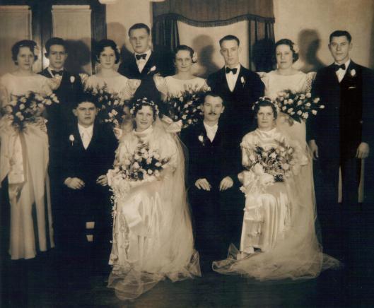 Alby's wedding