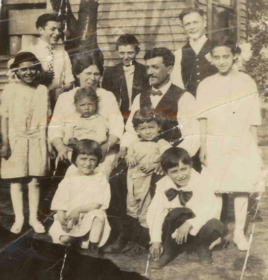 Broida Family c. 1915. H. B. Broida family collection copy