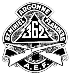 Gaygus, 362d Infantry Emblem
