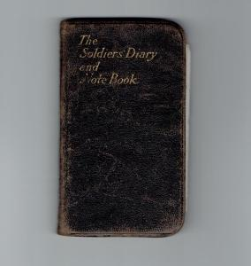 Petrokas.Soldier's Notebook